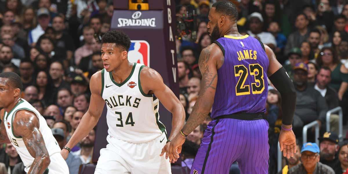 Los Angeles Lakers vs. Milwaukee Bucks