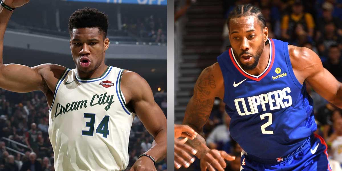 Bucks vs. Clippers