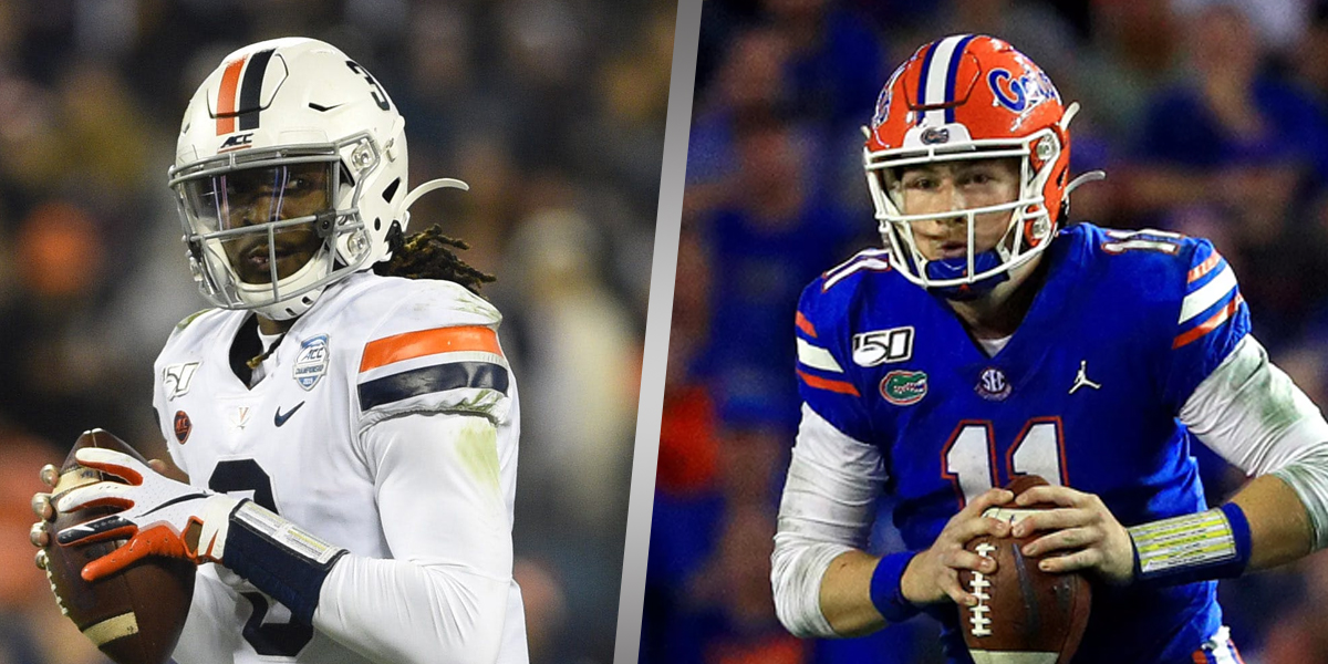 No. 24 Virginia vs No. 9 Florida