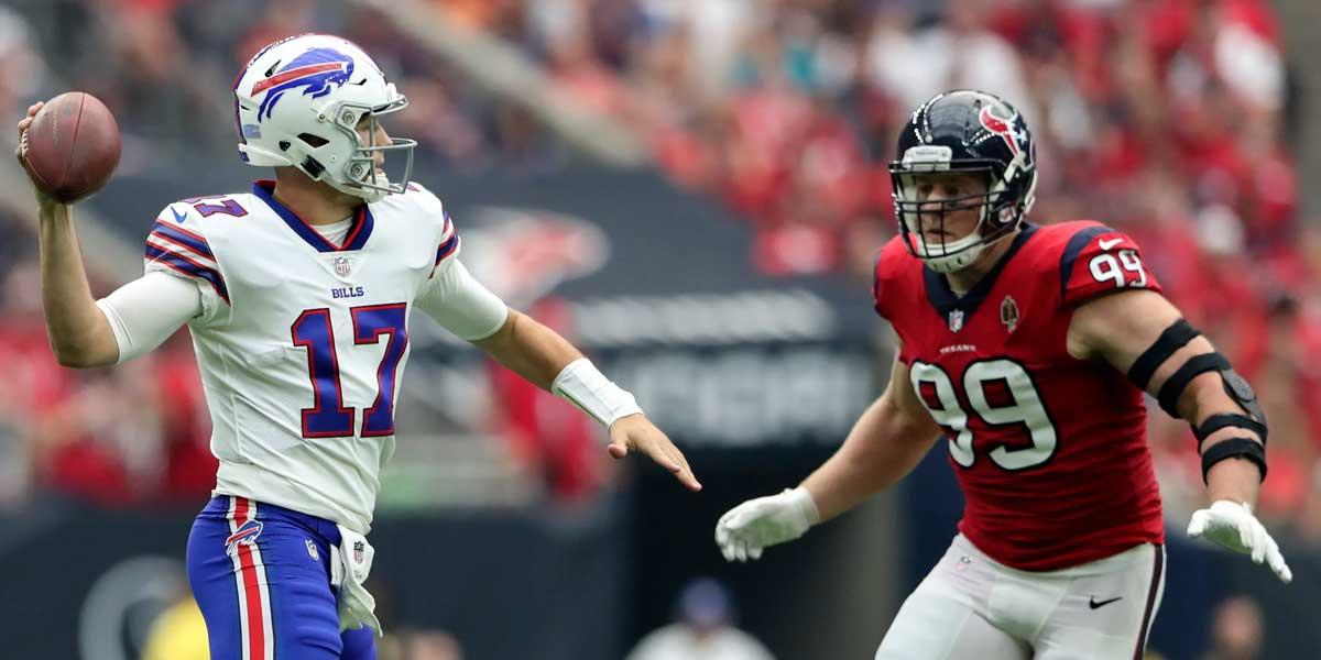 Houston Texans vs. Buffalo Bills