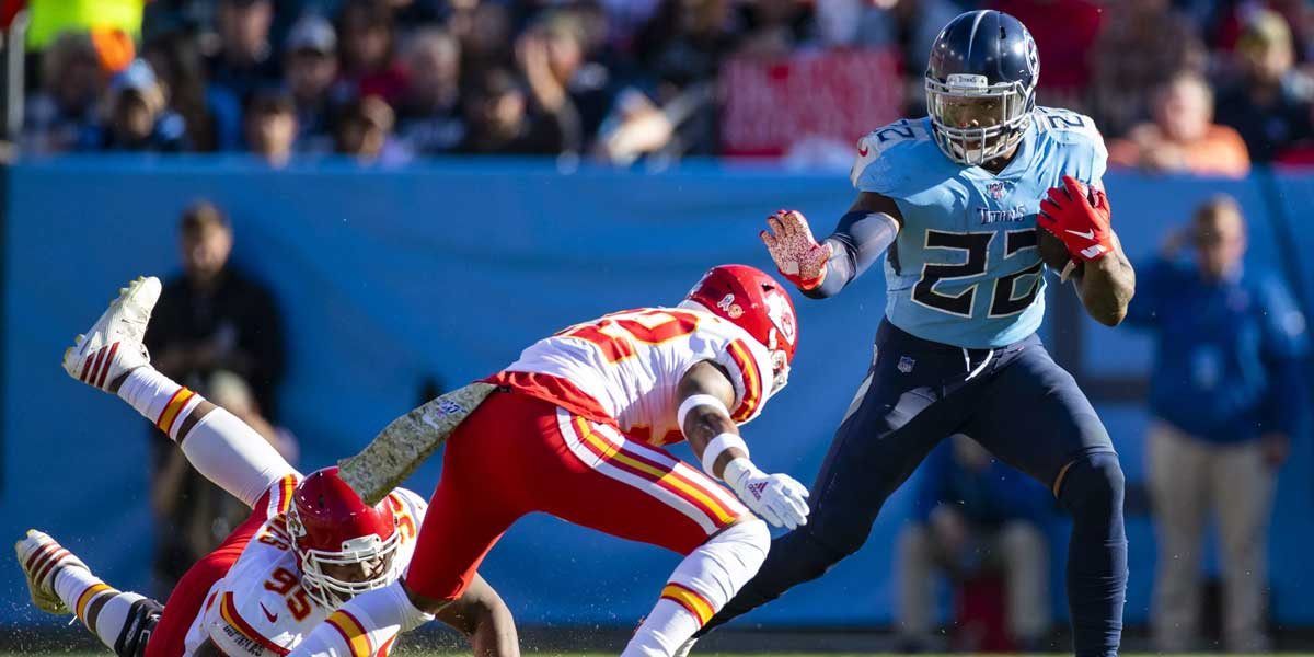 The KC Chiefs Vs The TN Titans