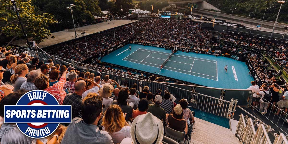 Auckland Open in New Zealand