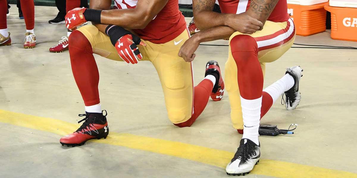 Super Bowl 54 National Anthem Protest Props