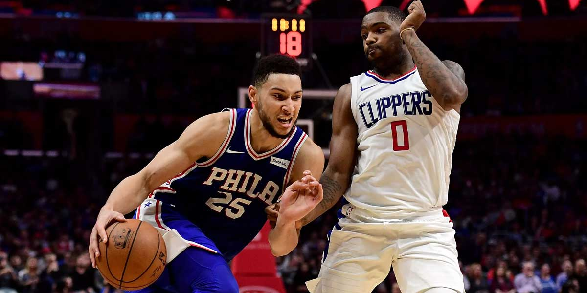 Los Angeles Clippers, Philadelphia 76ers