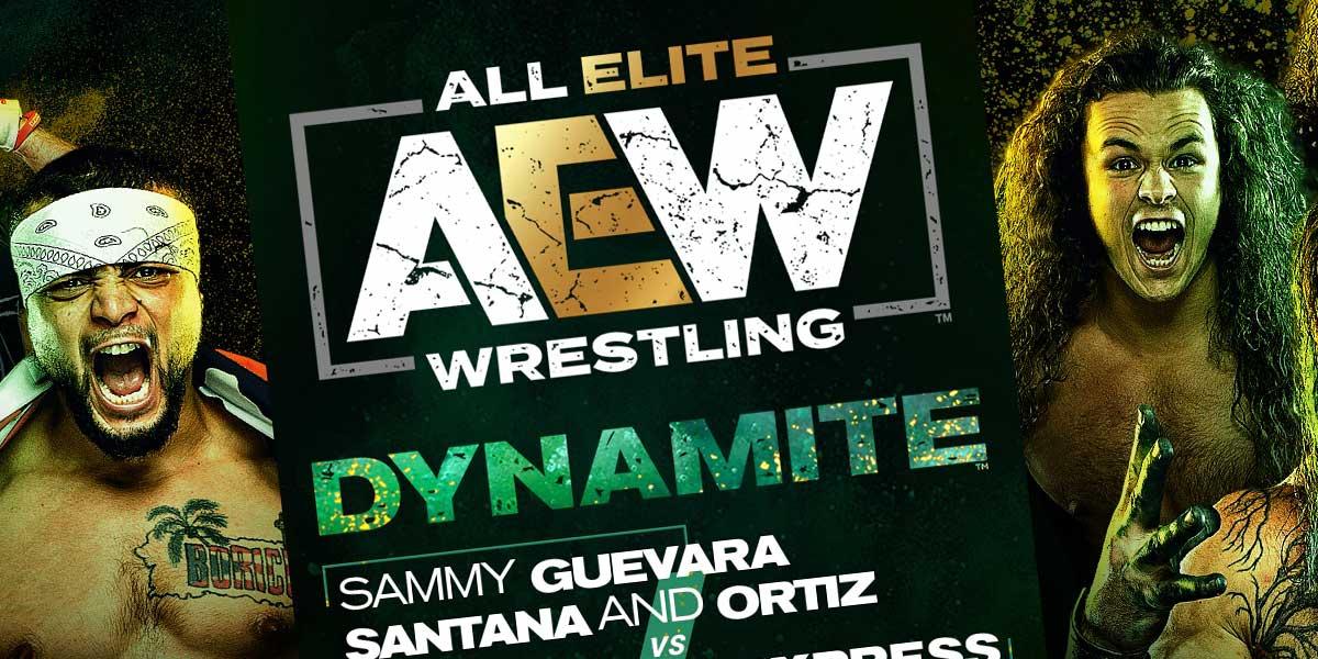 AEW Wrestling