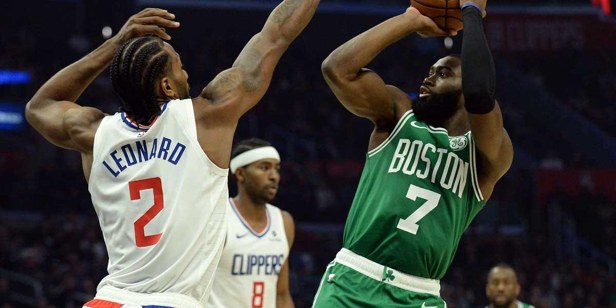 Boston Celtics vs. Los Angeles