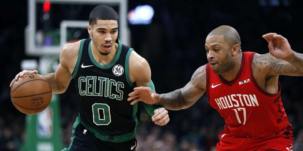 Rockets vs. Celtics