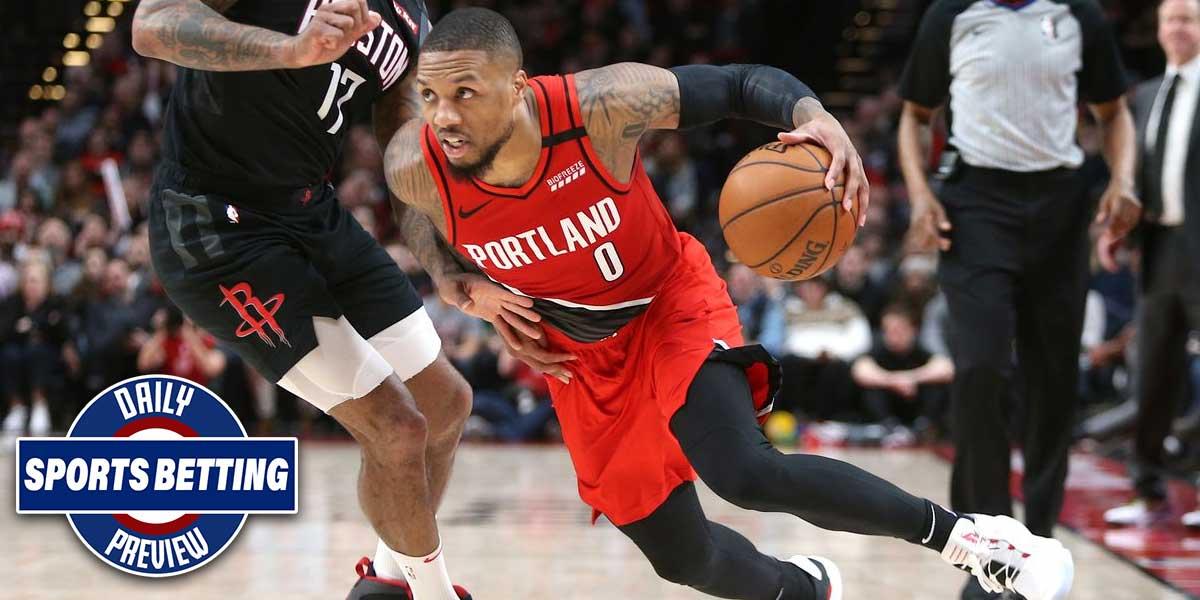 Portland Trailblazers vs. New Orleans Pelicans