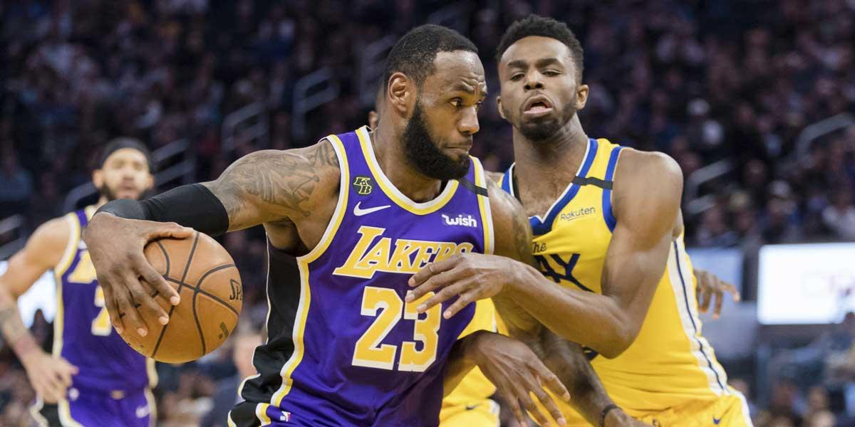 LA Lakers vs. Golden State Warriors