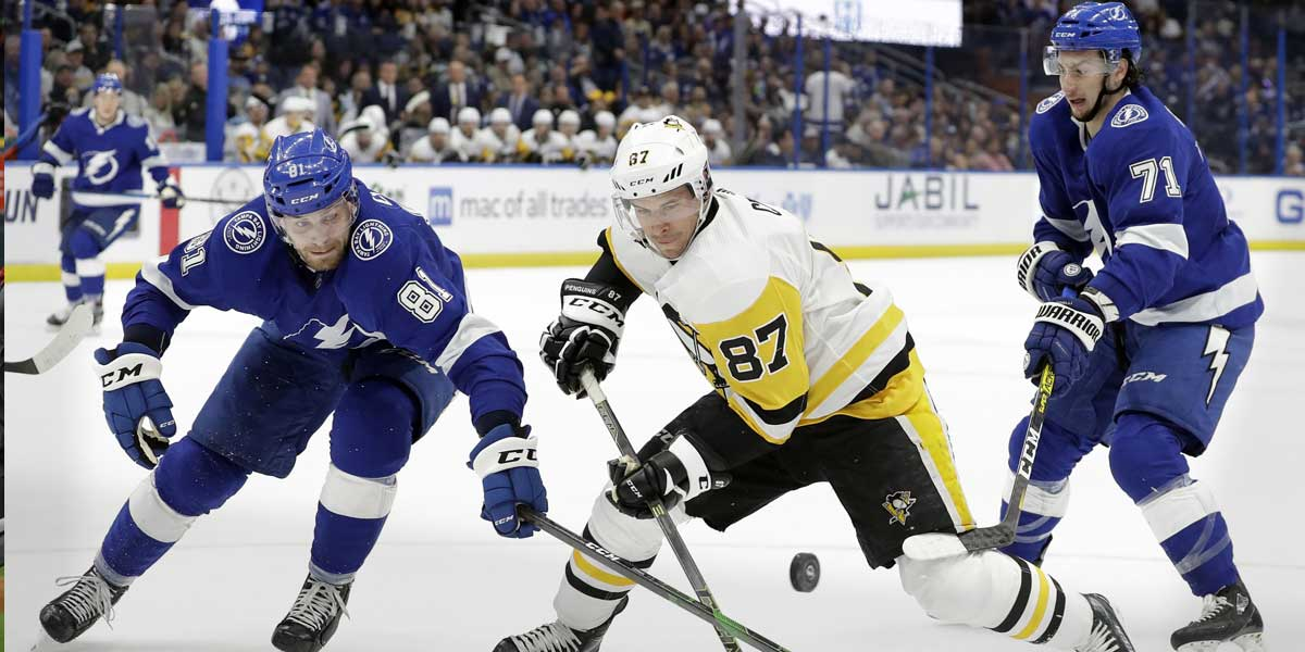 Tampa Bay Lightning vs. Pittsburg Penguins