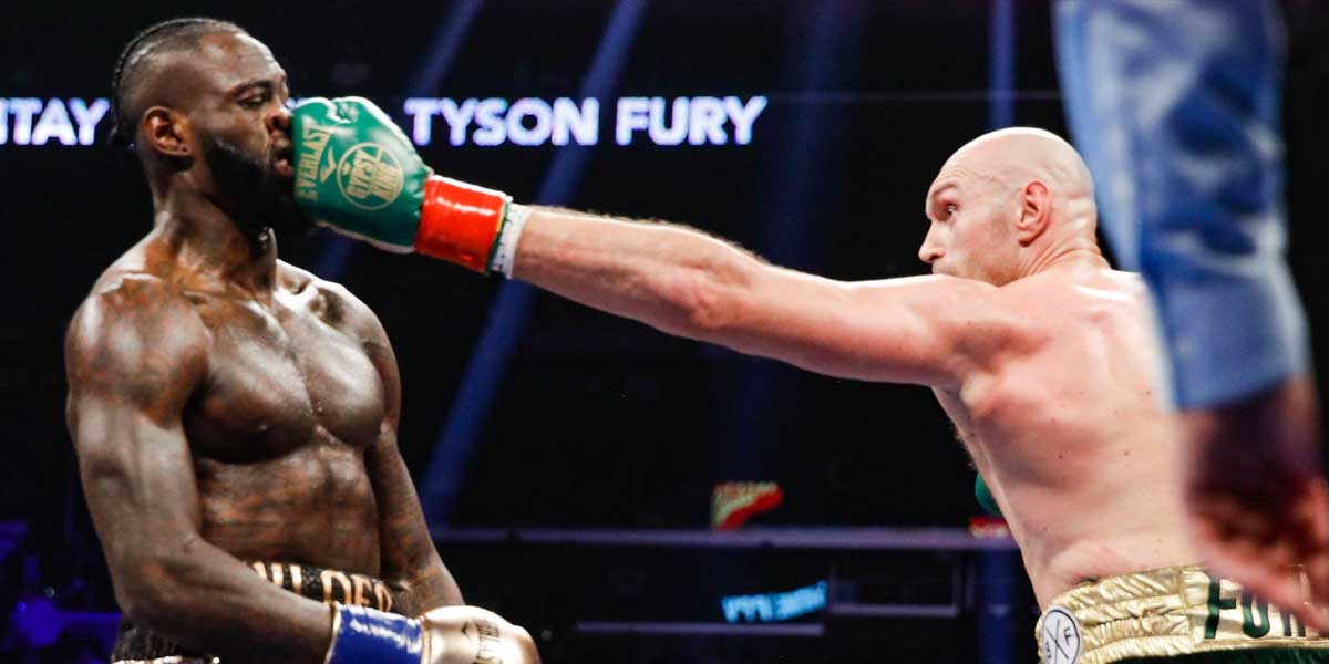 Wilder vs, Fury