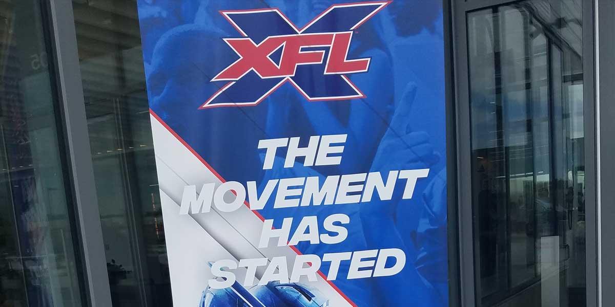 XFL First Weeknd