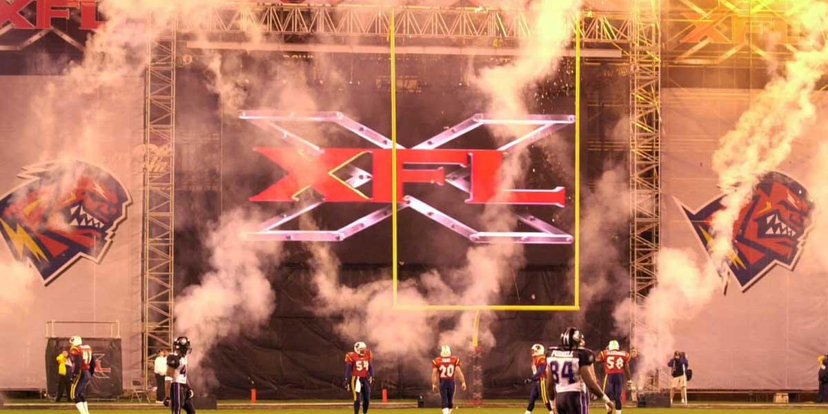 XFL Kickoff Weekend