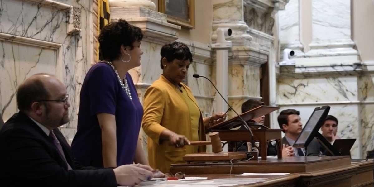 Maryland Sports Betting Bill Passes