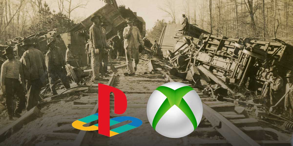 Playstation and Xbox