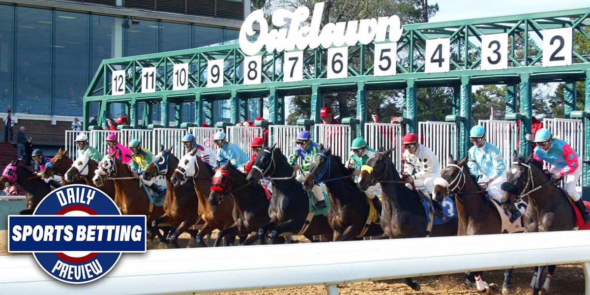 Oaklawn Horse Racing