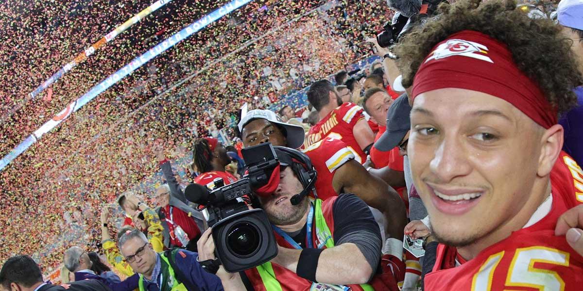 Kansas City Chiefs Super Bowl Win