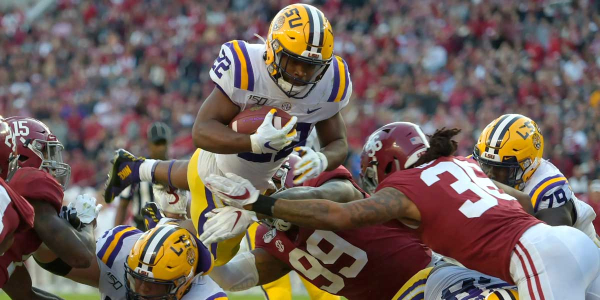 LSU - Alabama