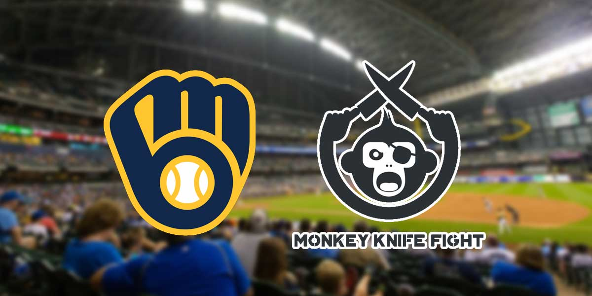 Milwaukee Brewers - Monkey Knife Fight