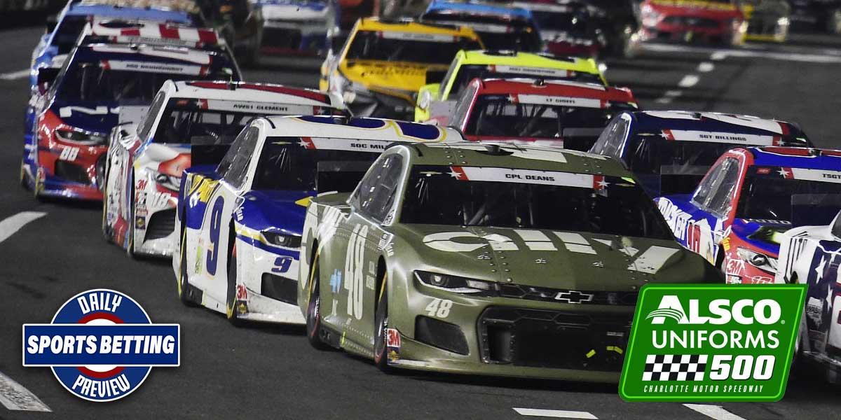 NASCAR Alsco Uniforms 500