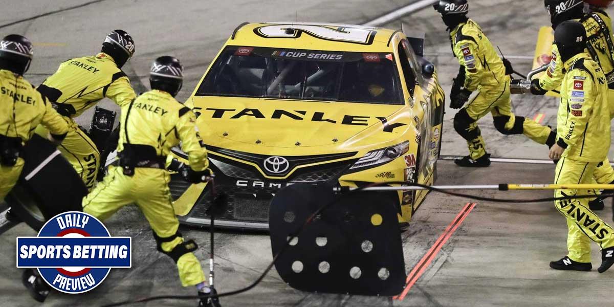 NASCAR Pit