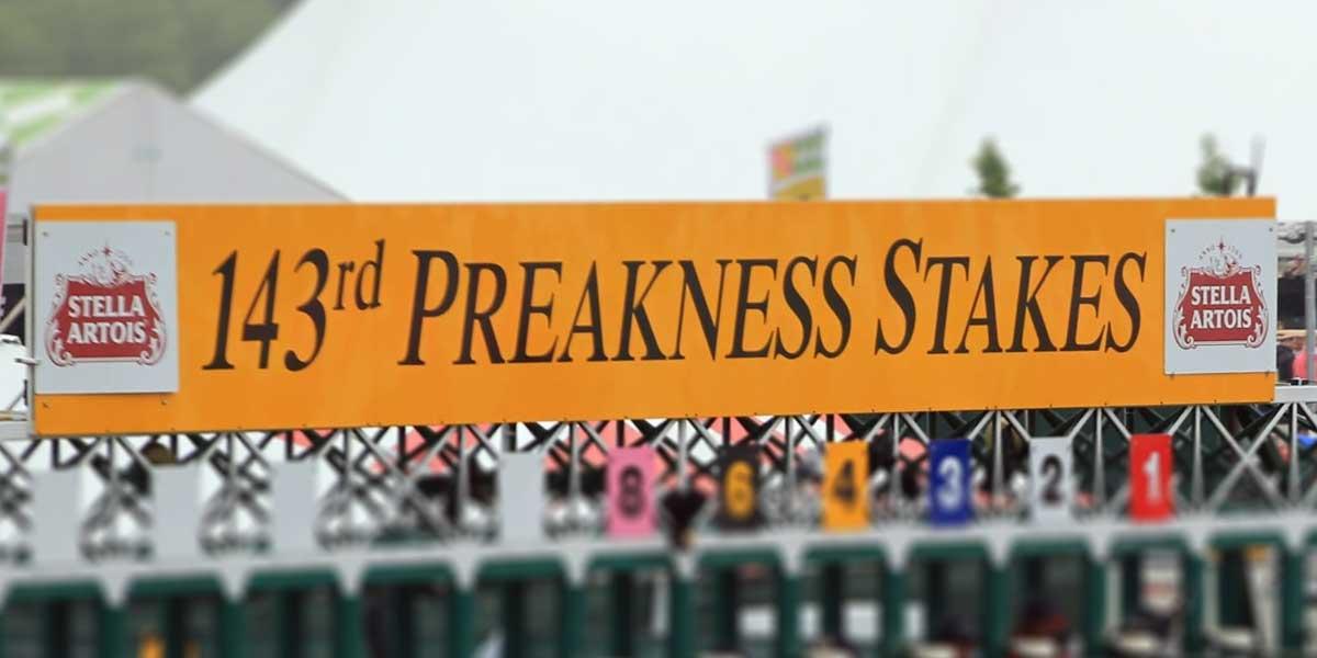 Preakness Gate