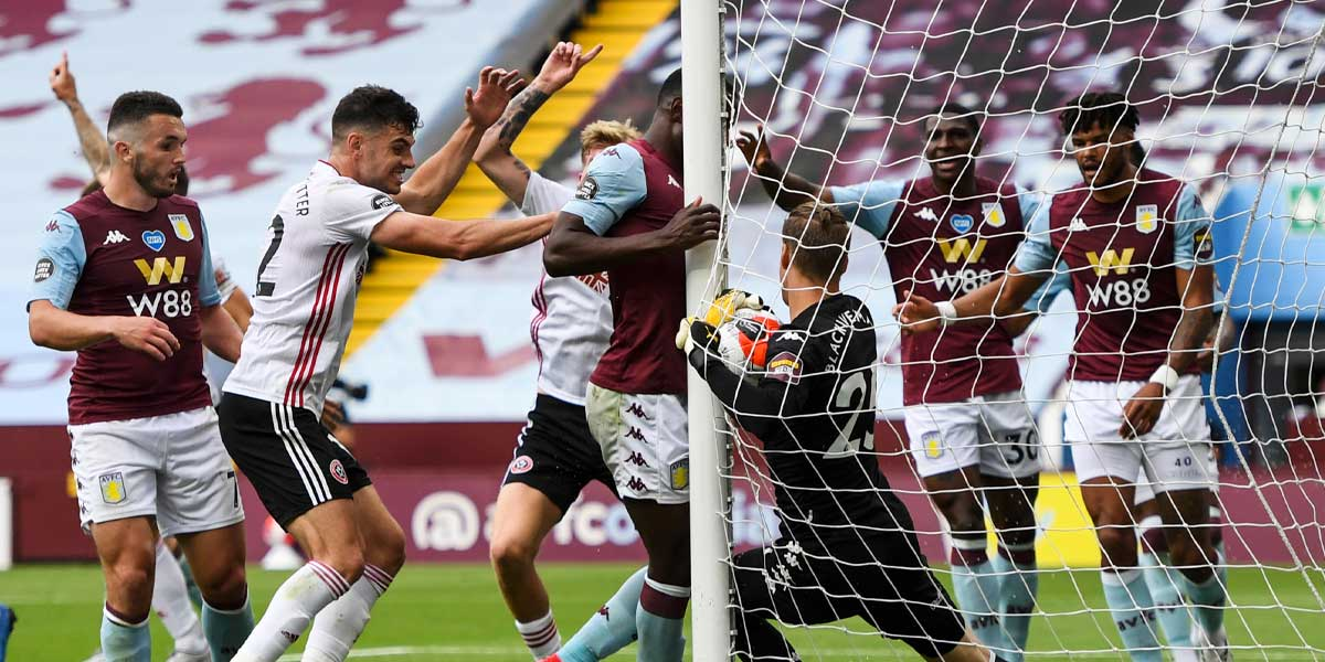 No Goal? No VAR? Sheffield United EPL No-Goal Affected Betting Lines