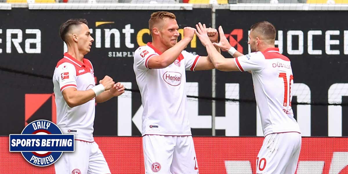 Fortuna Düsseldorf - Bundesliga