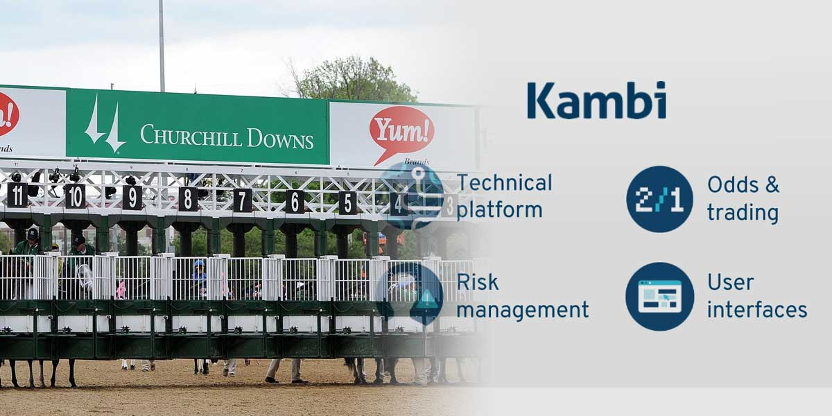 Churchill Downs - Kambi Software