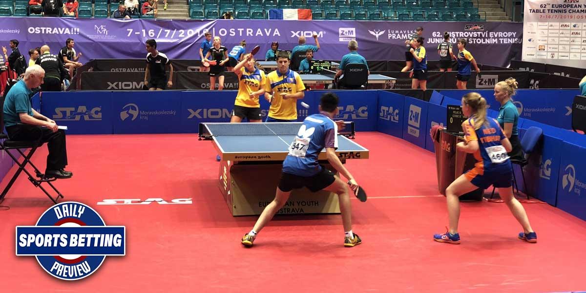 Czech Table Tennis