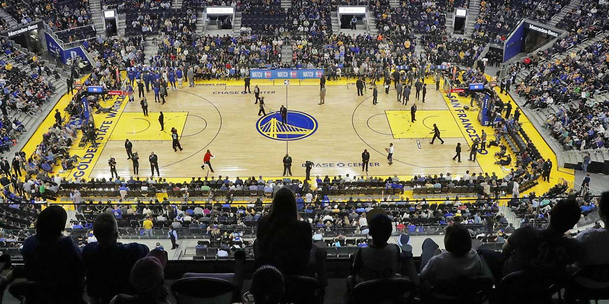Golden State Warriors - Chase Center