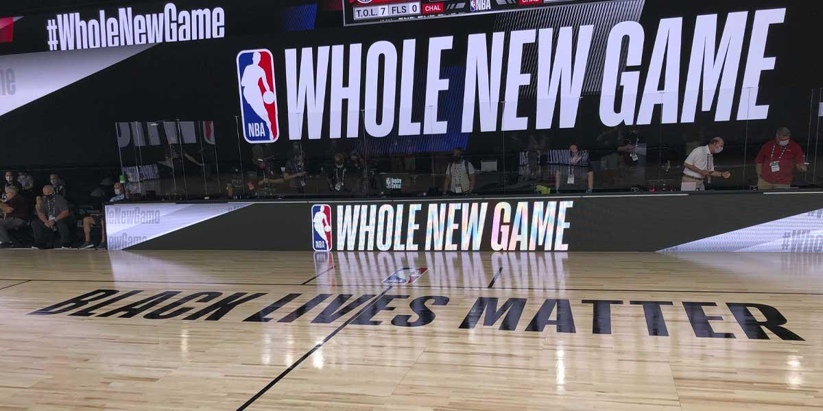 Black Lives Matter - NBA