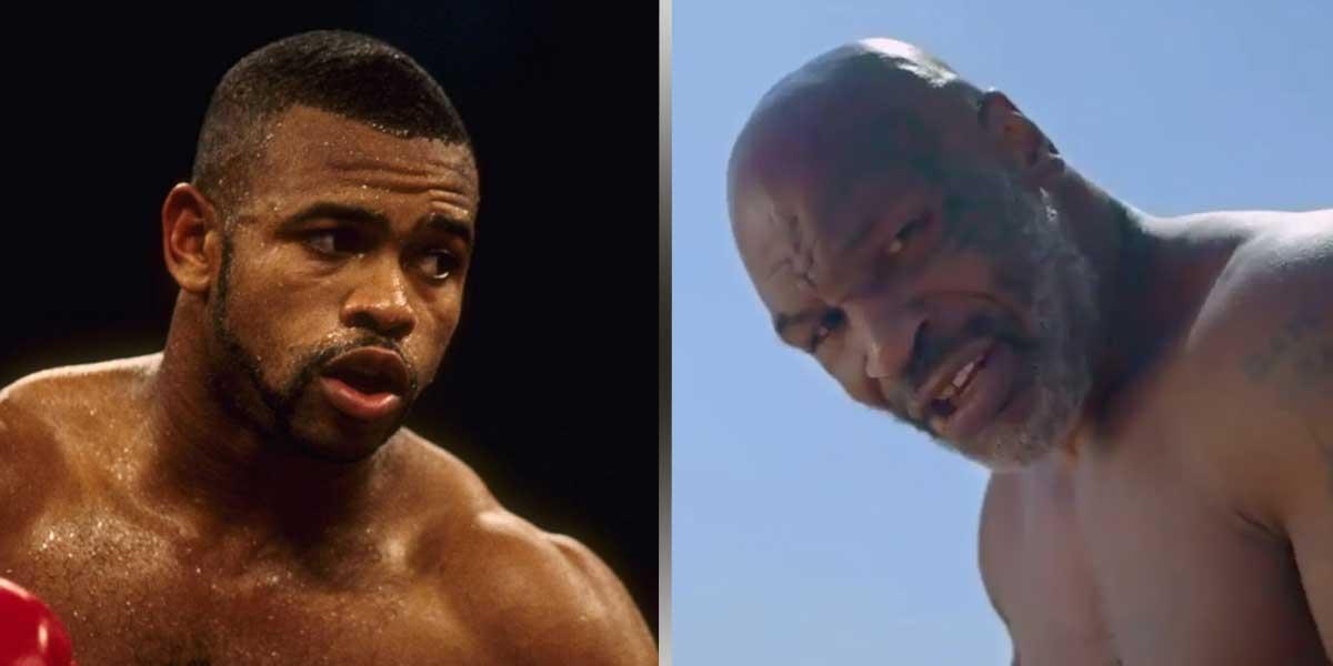 Roy Jones Jr - Mike Tyson