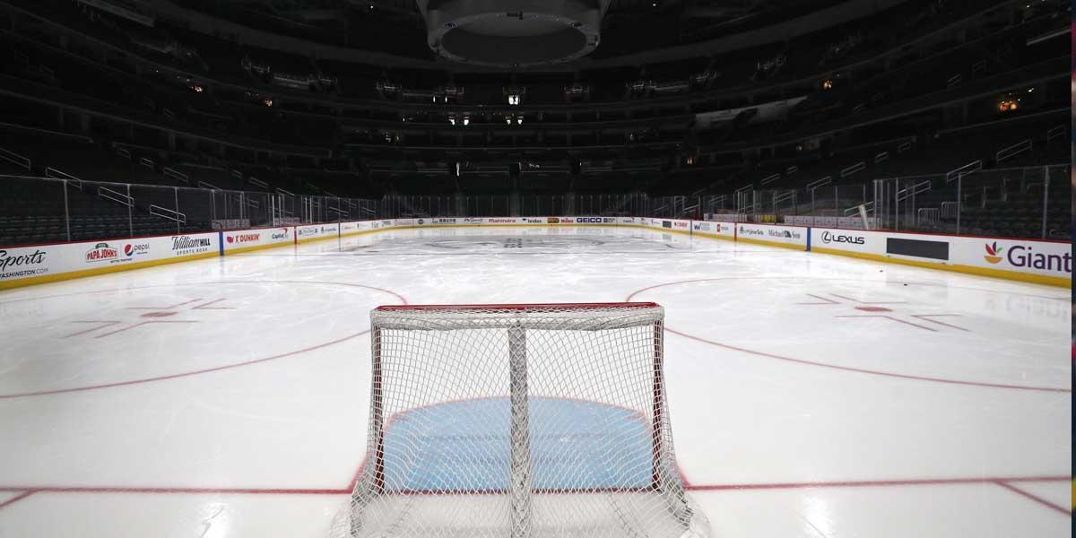 NHL Hockey Rink