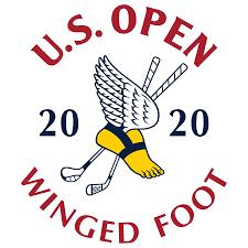 2020 US Open Logo