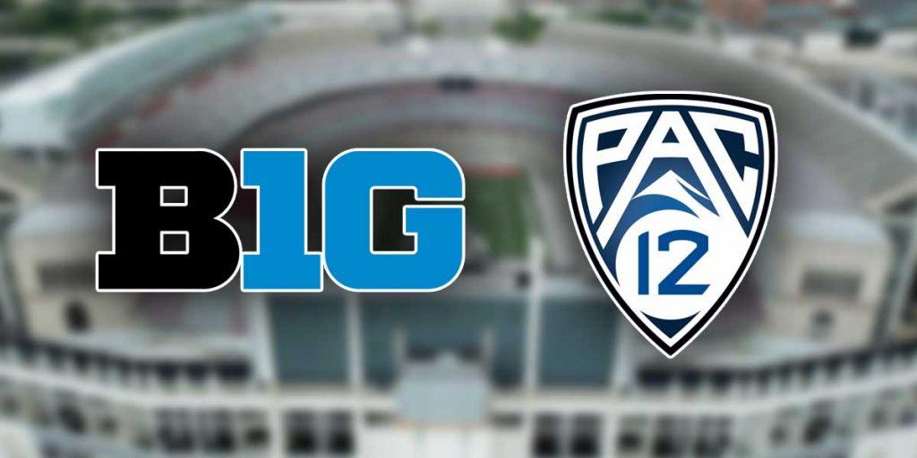 Big 10 - Pac 12