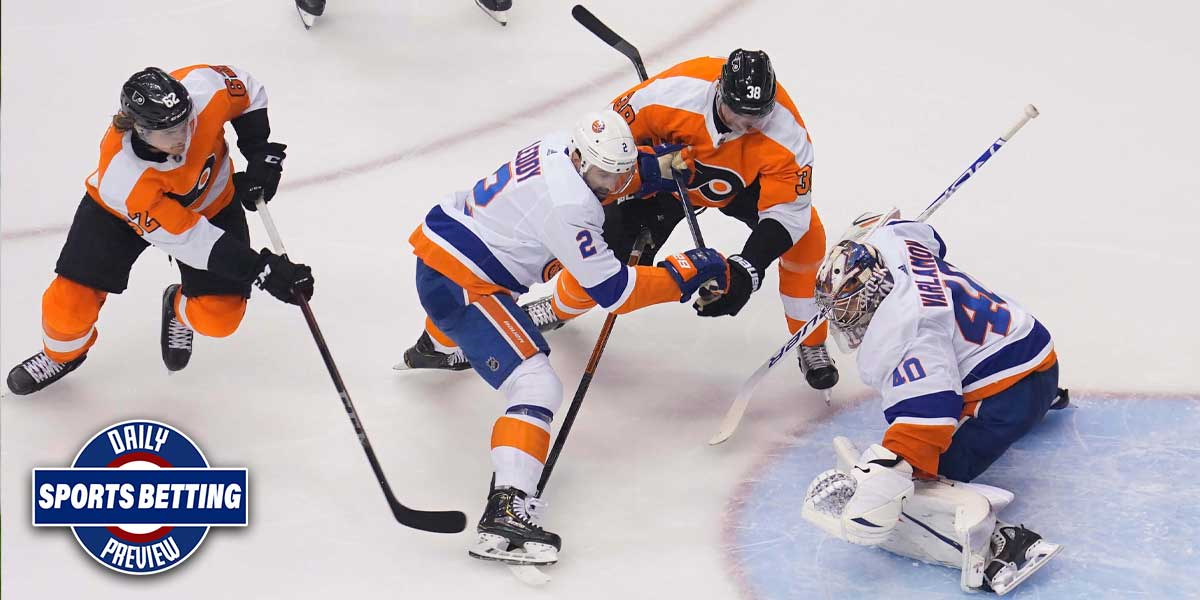 Flyers - Islanders