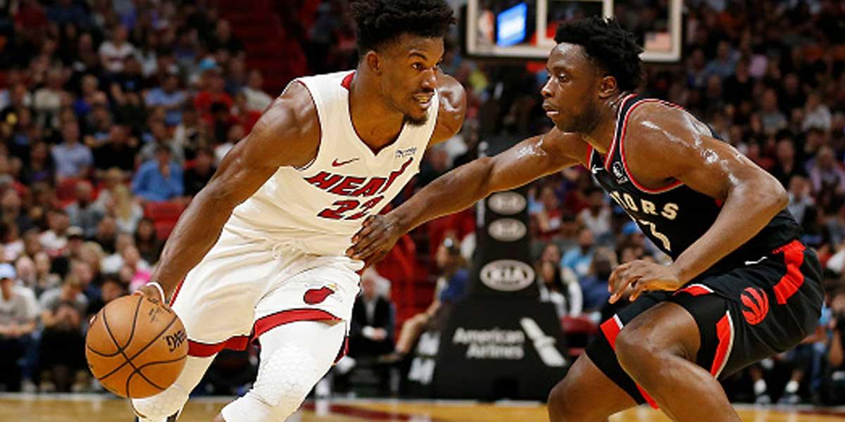 Miami Heat vs. Toronto Raptors