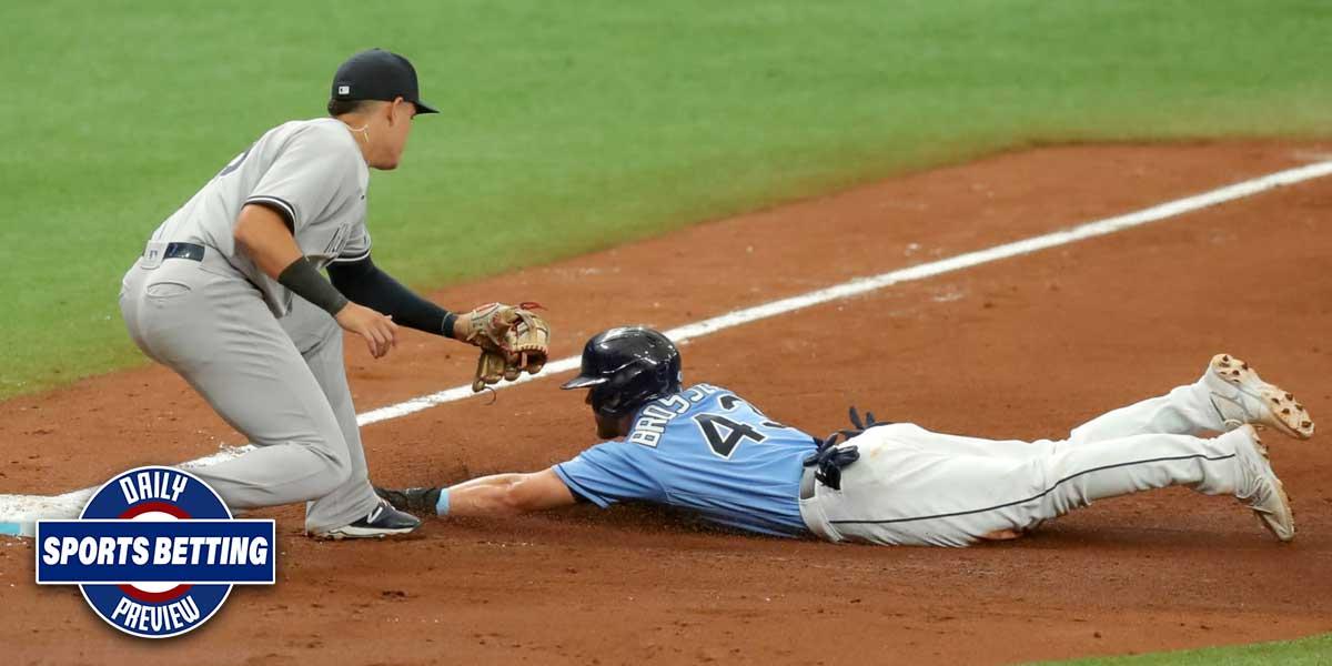 New York Yankees - Tampa Bay Rays