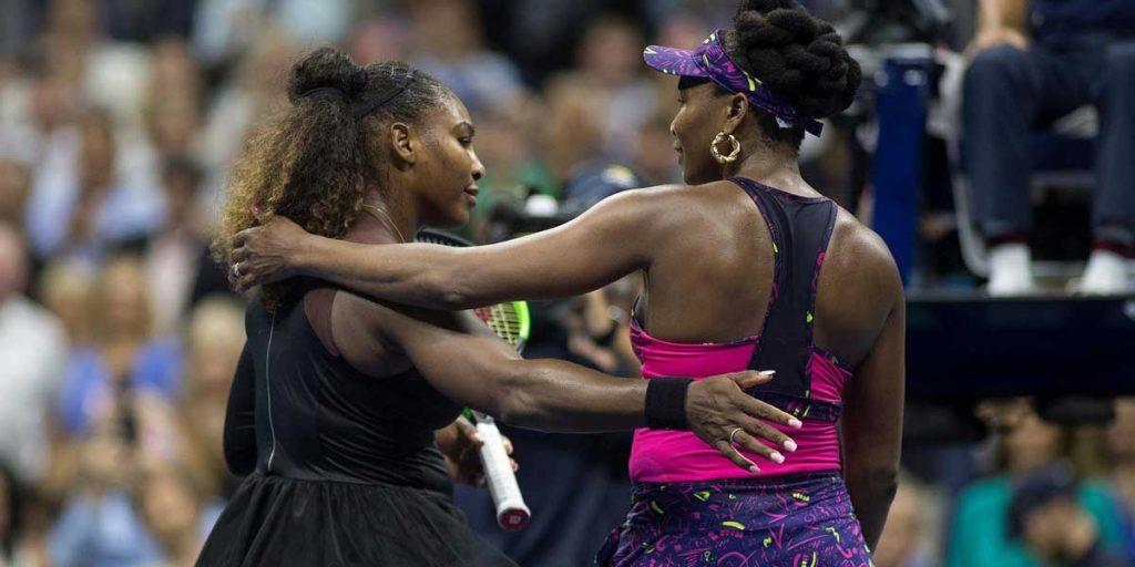 Serena Williams - Venus Williams