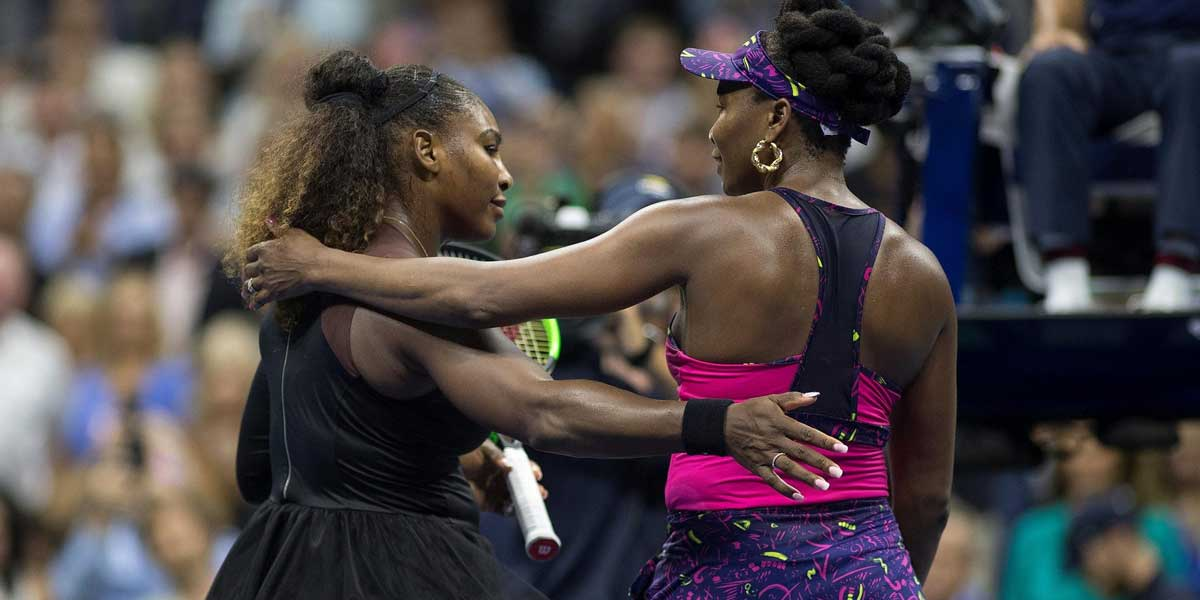 Serena Williams - Venus Williams