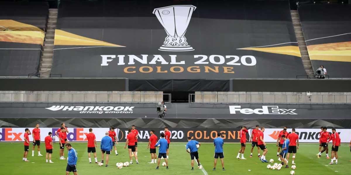 Sevilla vs. Inter Milan