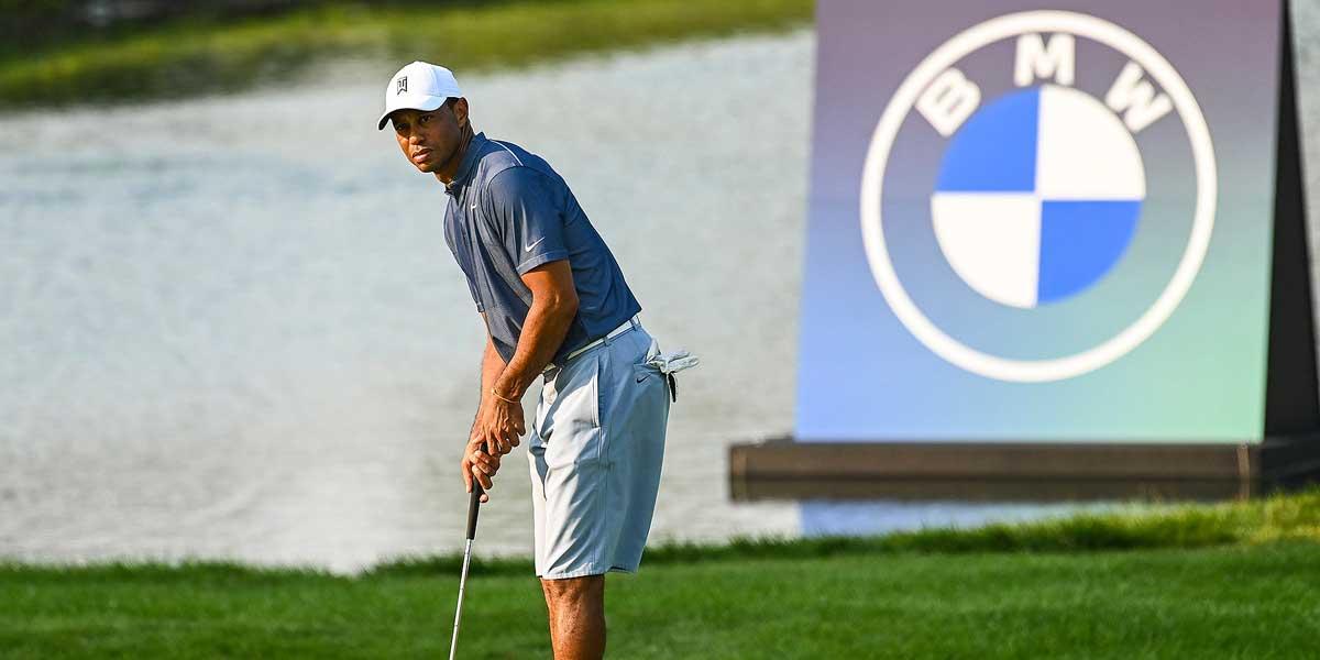 Tiger Woods - BMW Championship