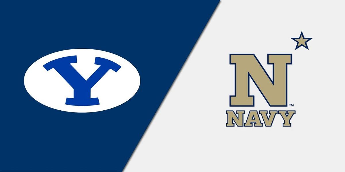 BYU vs. Navy