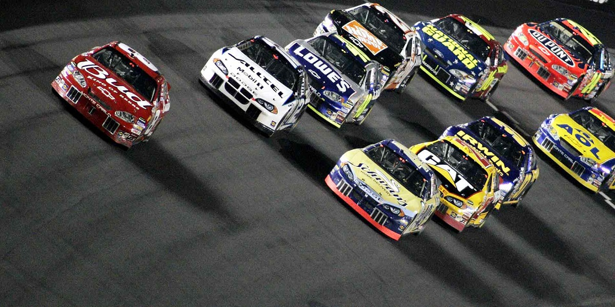 NASCAR Virginia Is For Racing Lovers 250 And Federated Auto Parts 400