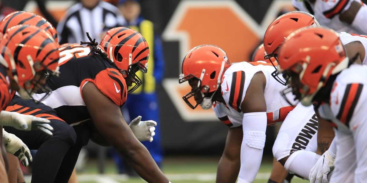 Cincinnati Bengals - Cleveland Browns