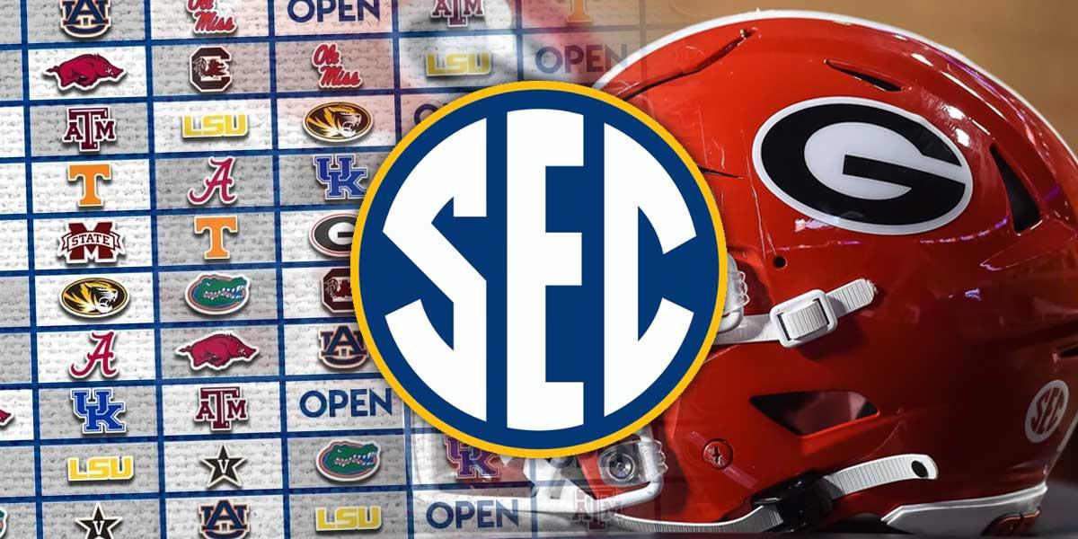 SEC East Schedule