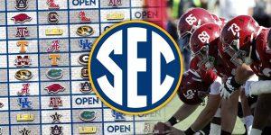 SEC West Schedule