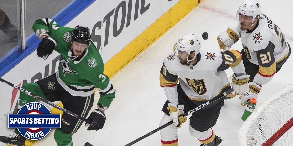 Dallas Stars - Las Vegas Golden Knights