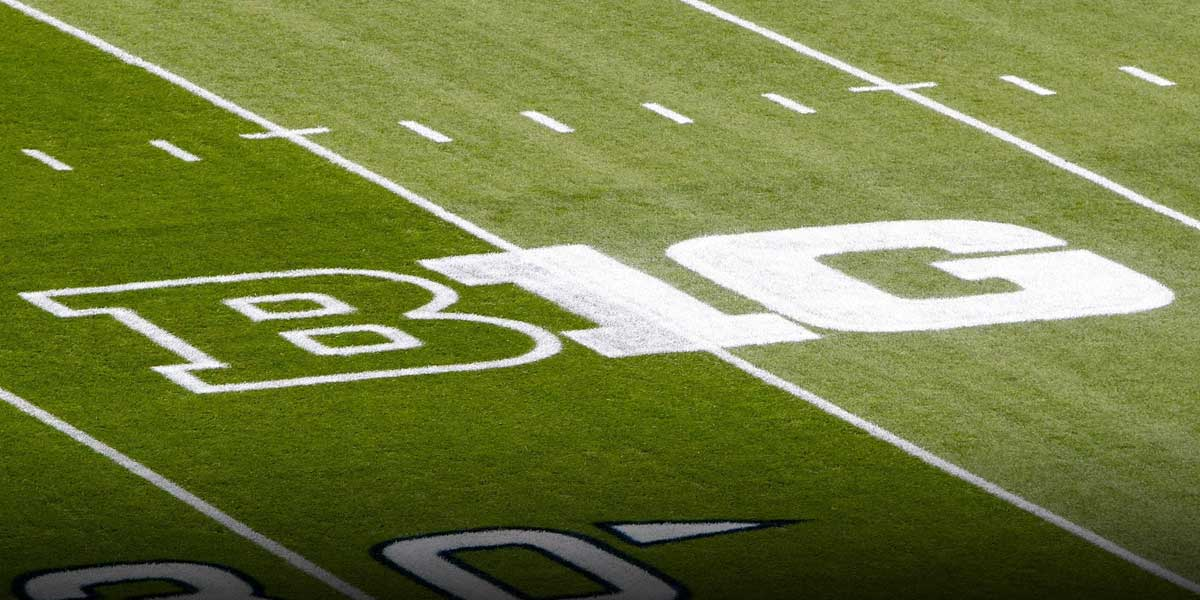 Big 10 Field
